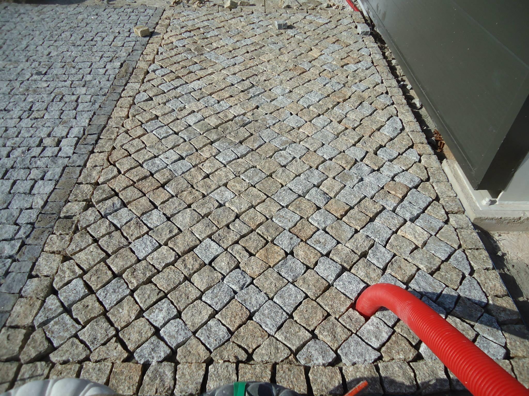 Galerie Photos Pav Granit Pavage En Granit Paca