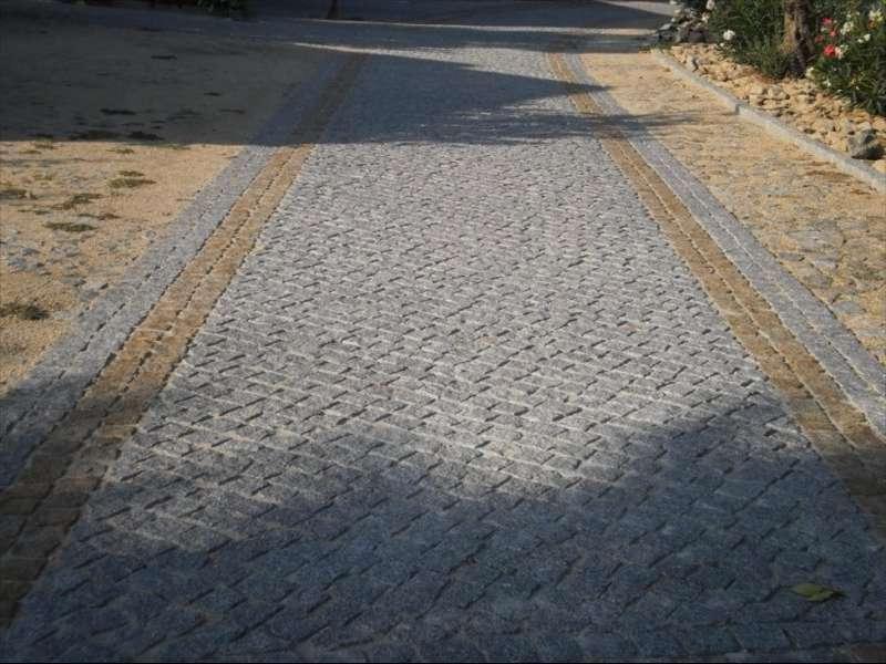 Index of images pose pave en diagonale - Comment poser pave granit ...